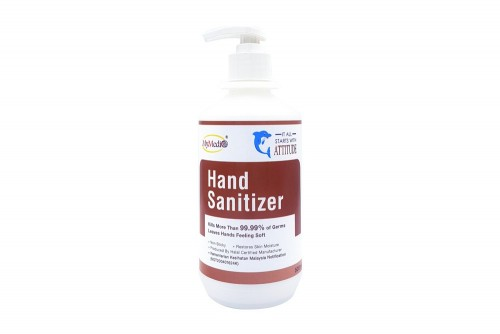 Disinfectant Management Device