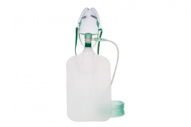 High Flow Oxygen Mask (Adult)