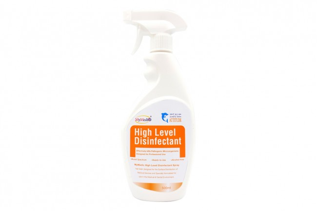 High Level Disinfectant 500ML